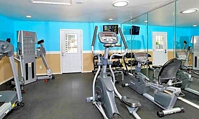Fitness Weight Room, 11135 E Lake Highlands Dr, 1