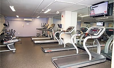 Fitness Weight Room, 10500 Rockville Pike, 2