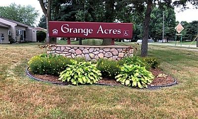 Grange Acres, 1