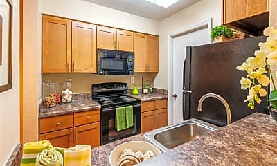 Kitchen, Rosemont Apartment Homes, 1