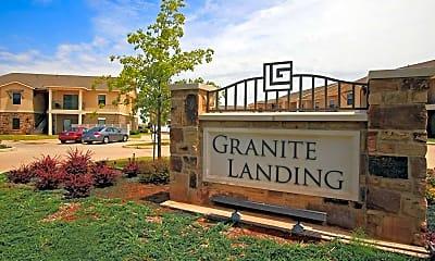 Community Signage, Granite Landing, 0