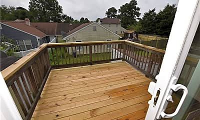Patio / Deck, 6006 Edgelake Dr, 2