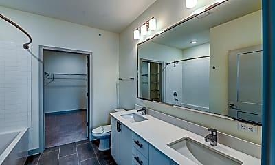 Bathroom, Canopy at Ginter Park, 2