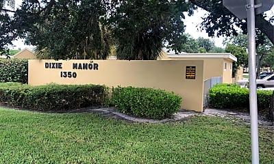 Dixie Manor, 1