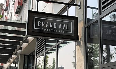 Grand Ave Apartments, 1