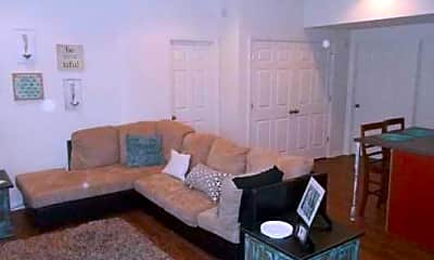 Living Room, Gramercy Park, 1
