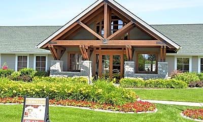 Leasing Office, Adirondack Lodge, 0