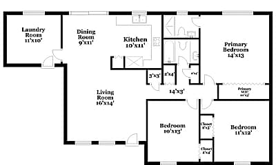 Building, 3238 Haddon Ave NE, 1