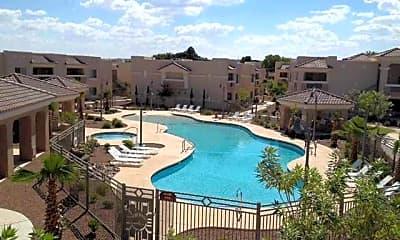 Pool, Ledgestone Apartments, 1