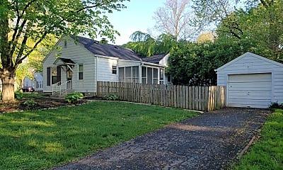 Building, 5307 Primrose Ave, 1