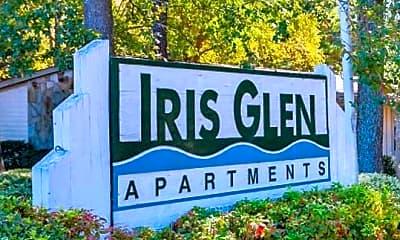 Community Signage, The Village at Iris Glen, 2