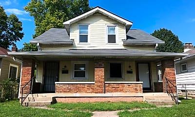 Building, 802 N Bradley Ave, 0