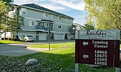 Community Signage, Boulder Ridge, 2