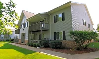 Washington Highlands Apartments, 1