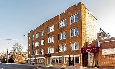 Building, 109 N Laramie, 1