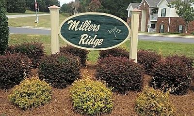 Millers Ridge Apartments, 1