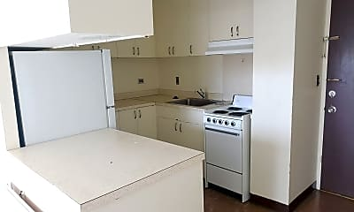 Kitchen, 1125 Young St, 2