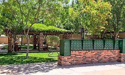 Recreation Area, Greenwood Apartments, 2