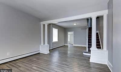 Living Room, 151 Buckley St, 1