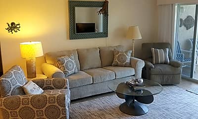 Living Room, 2400 S Ocean Dr C413, 1