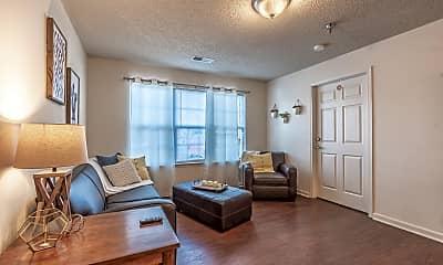 Living Room, Revelry Flats, 1