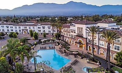 Pool, Verano at Rancho Cucamonga Town Square, 1