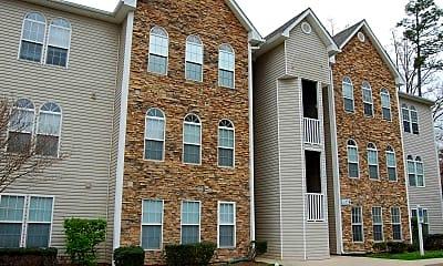 Building, Barrington Place Apartment Homes, 0
