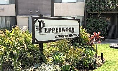 Pepperwood, 1