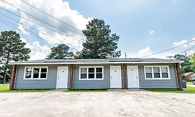 Building, 532 Matthews St, 1