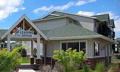 Leasing Office, Pine Ridge Apartments, 2