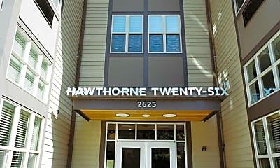 Hawthorne Twenty-six, 0