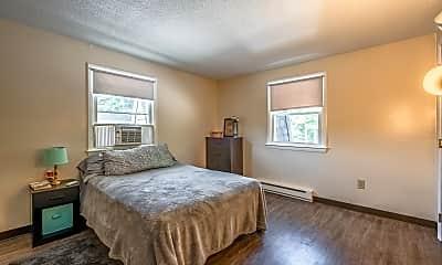 Bedroom, Jaffwood Apartments, 2