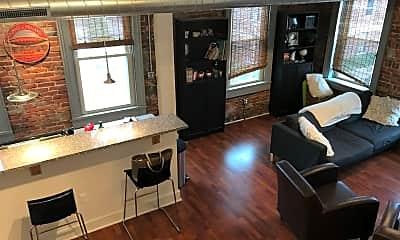 Living Room, 1223 Bingham St, 0