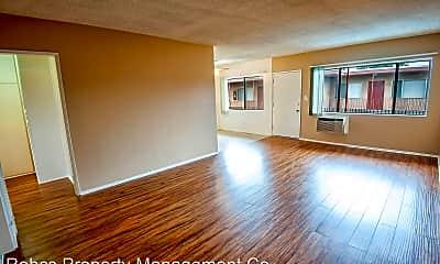 Living Room, 8145 Langdon Ave, 1