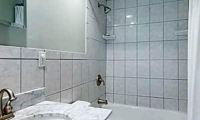 Bathroom, 92 Horatio St 4-B, 2