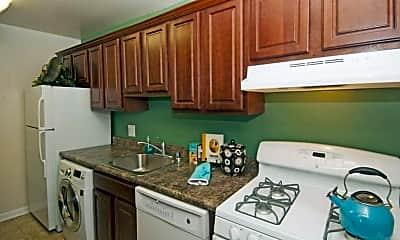 Kitchen, Andrews Ridge, 1