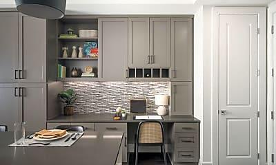 Kitchen, 188 E Jefferson St 1422, 0
