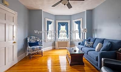Living Room, 67 Cleveland St, 0
