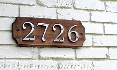Community Signage, 2726 McCart Ave, 1