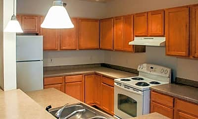 Kitchen, Sibley Park Apartments, 0