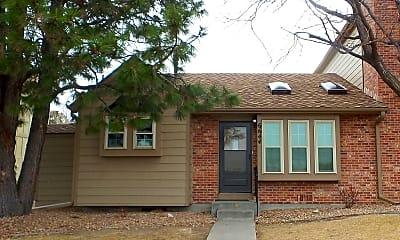 Building, 6644 Overland Dr, 2