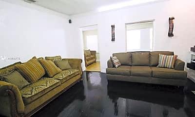 Living Room, 1665 SW 19th Terrace, 0