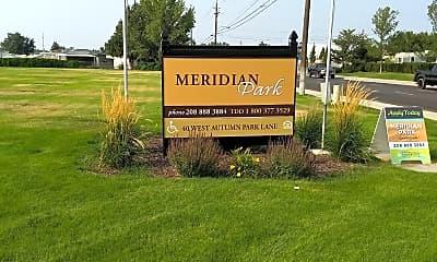 Meridian Park, 1