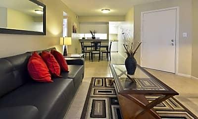 Living Room, Brookfield, 1