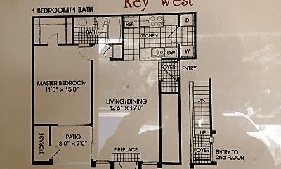 Fitness Weight Room, 1747 Hampton Ln, 2
