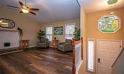Living Room, Room for Rent - Live in Woodstock, 1