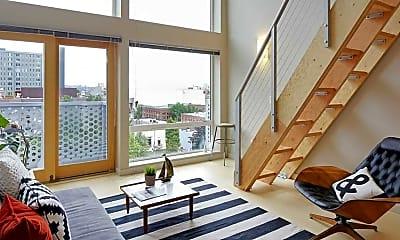 Living Room, Emmons on 3rd, 0
