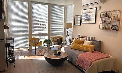 Living Room, 921 S 200 W, 1