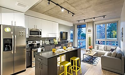 Kitchen, The 515 - Per Bed Lease, 1