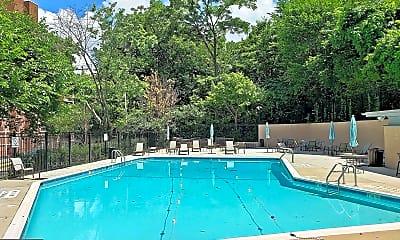 Pool, 1300 S Arlington Ridge Rd 704, 2